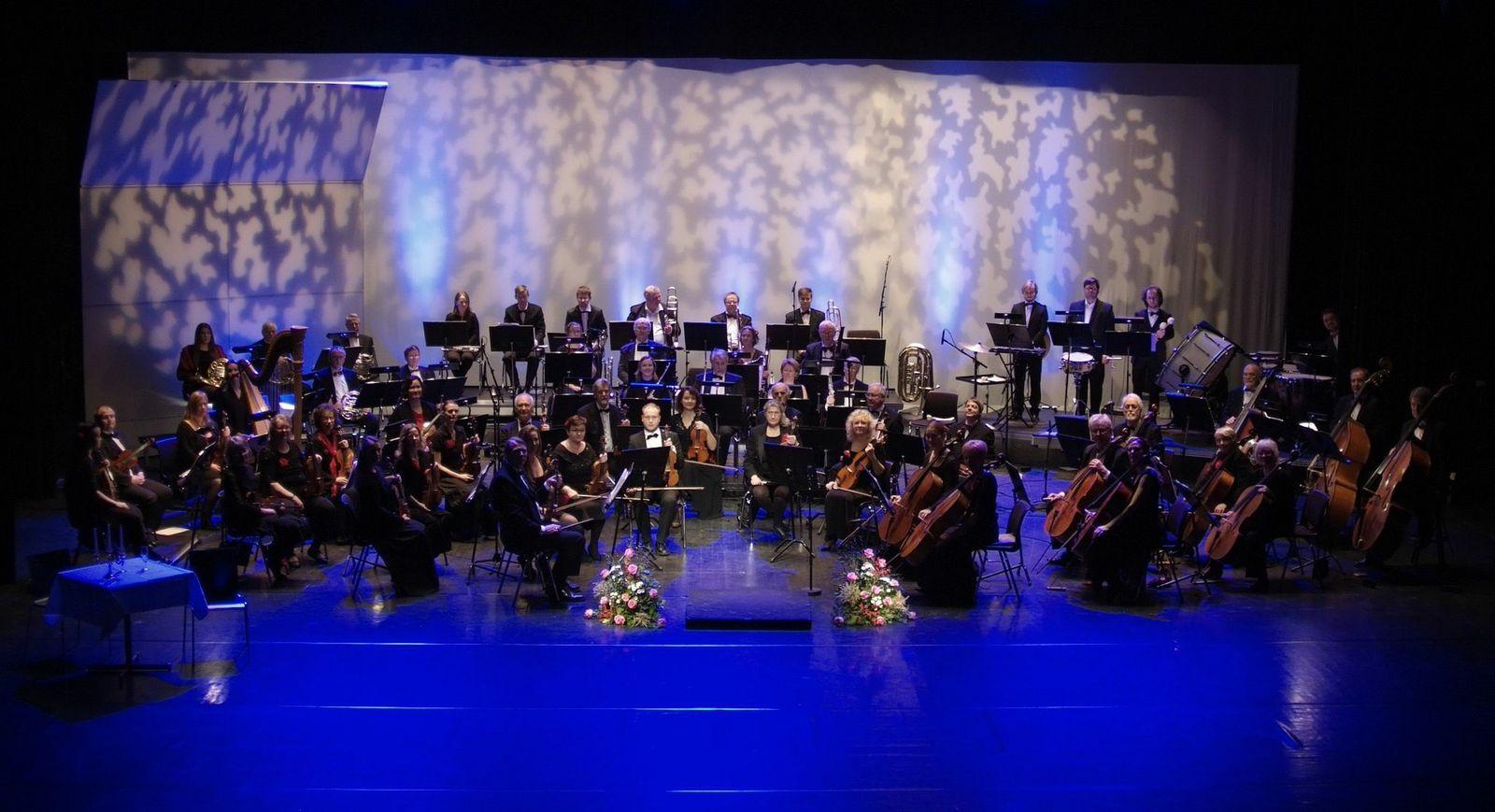 Nyttårskonsert 2015 - lørdag
