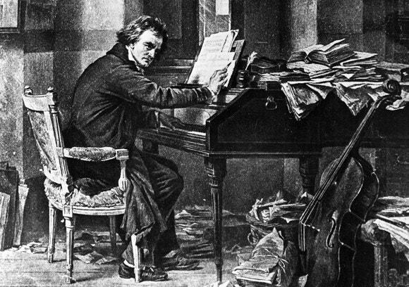 Beethoven - Heroisk konsert